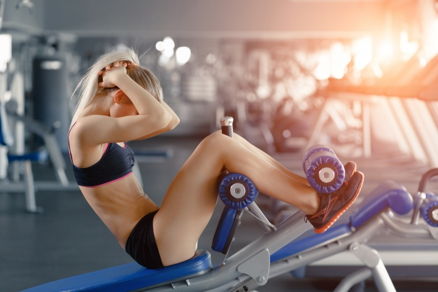 Abs-workout-machines