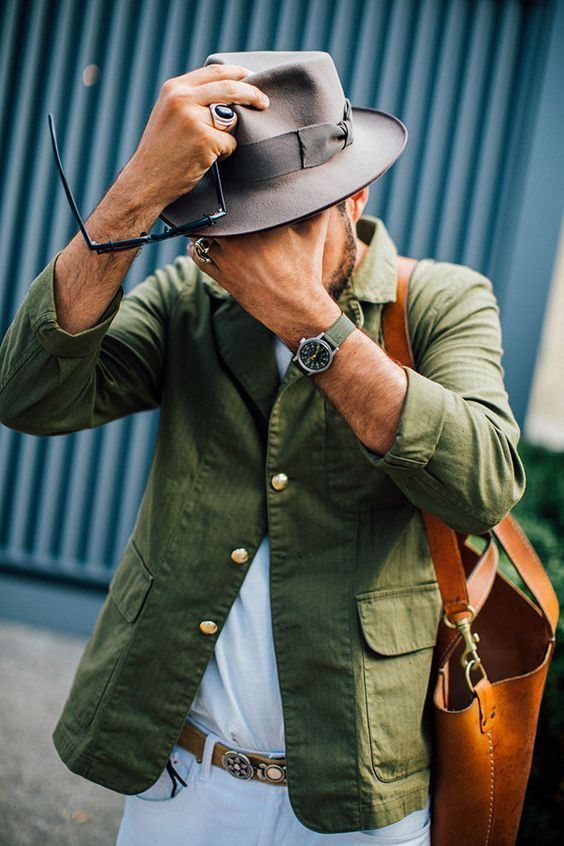 hats trends for men 2019