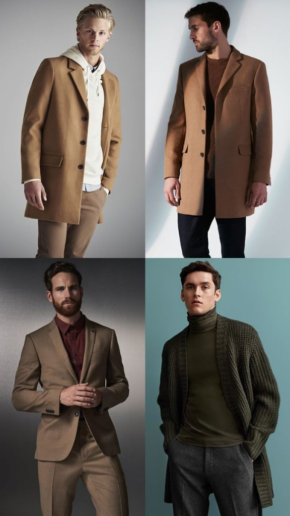 tonal dressing for men