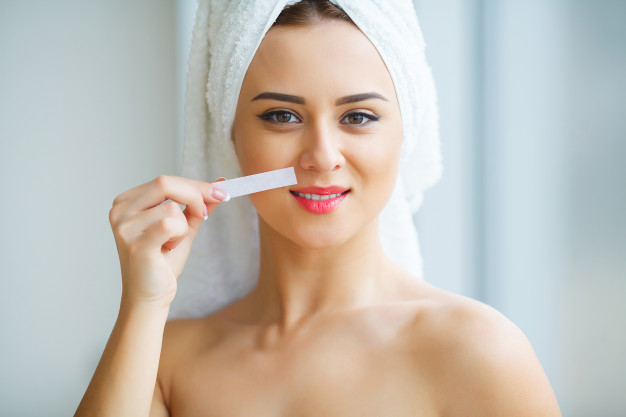 best ways to get rid of unwanted facial hairs