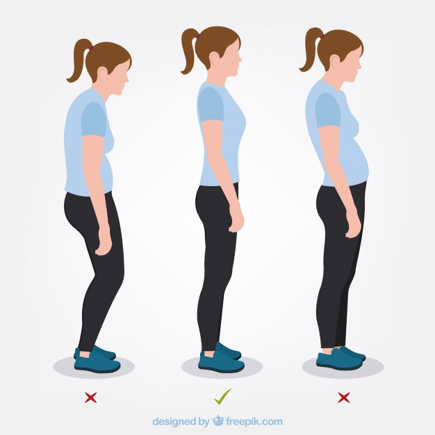 how to fix bad body posture for good