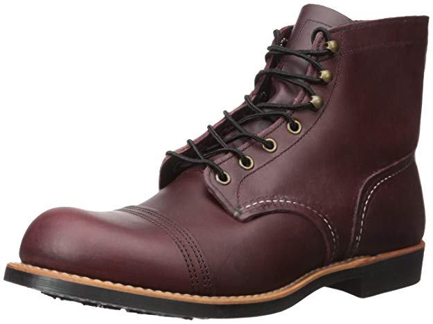 Red Wing Iron Ranger Men's Boots