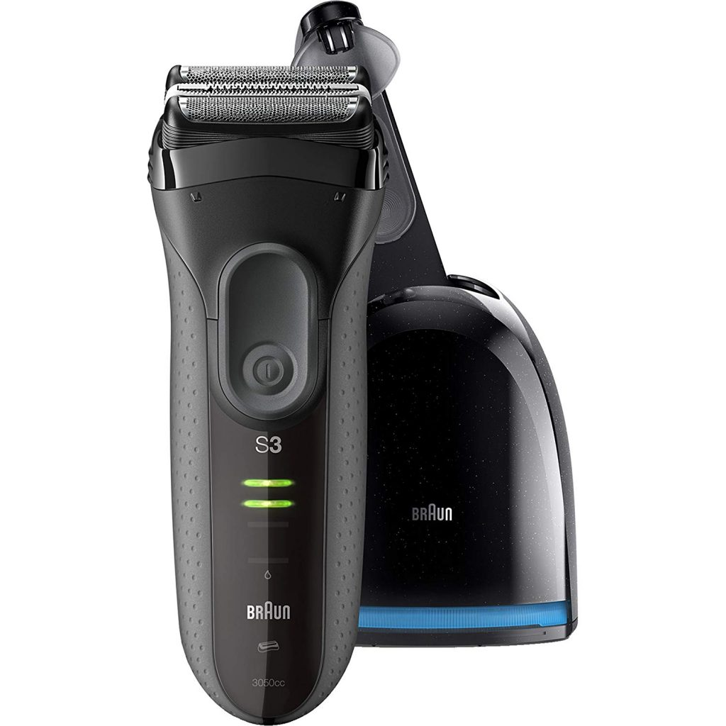Braun Electric Foil Shaver for Men with