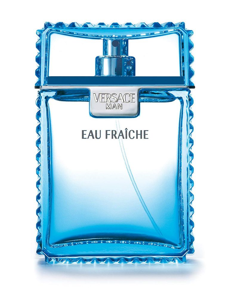 Man Eau Fraiche Eau De Toilette Spray Men by Versace