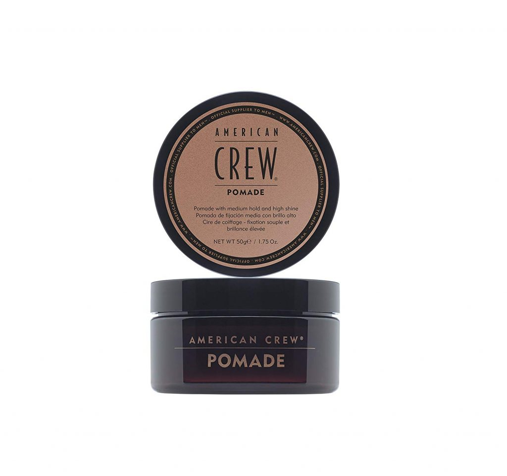 American Crew POMADE FOR HOLD AND SHINE for Men