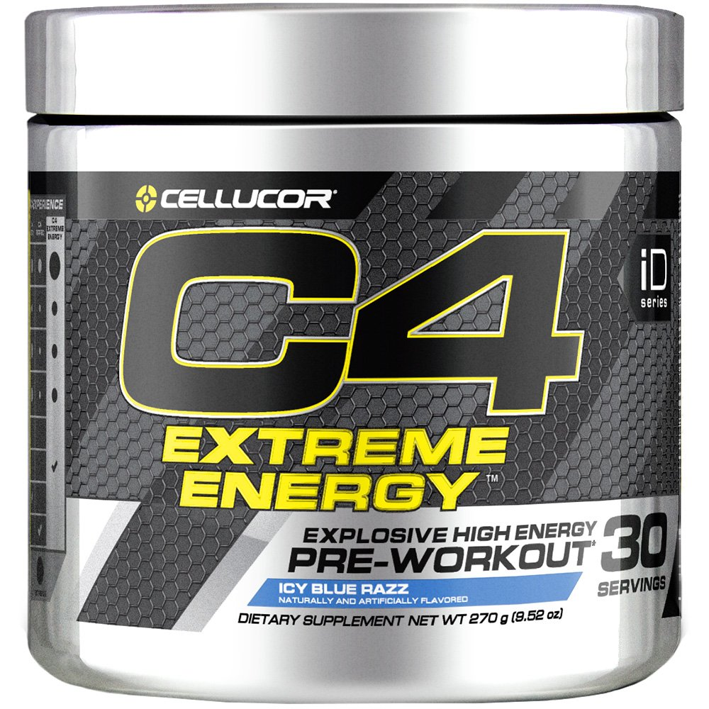 Cellucor C4 Extreme Energy Pre Workout Powder Energy Drink