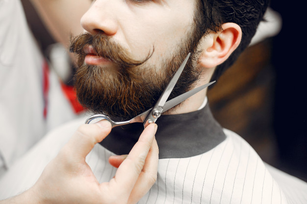 fixing beard patches