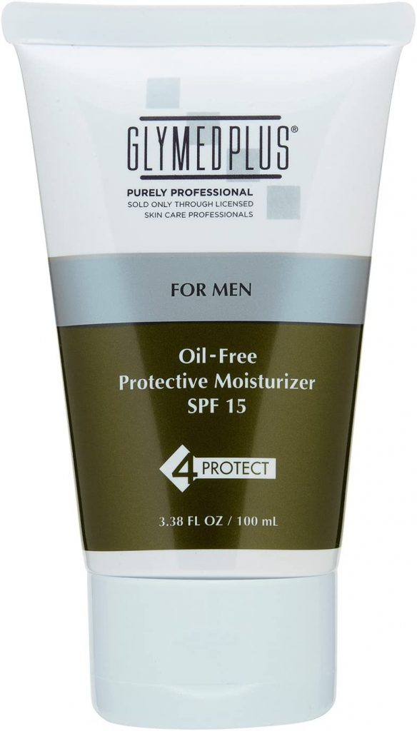 GlyMed Plus Oil-Free Protectivek Moisturizer For Men
