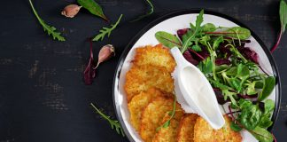 delicious potato pancakes recipe