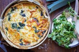 tofu quiche fitness vegan recipe