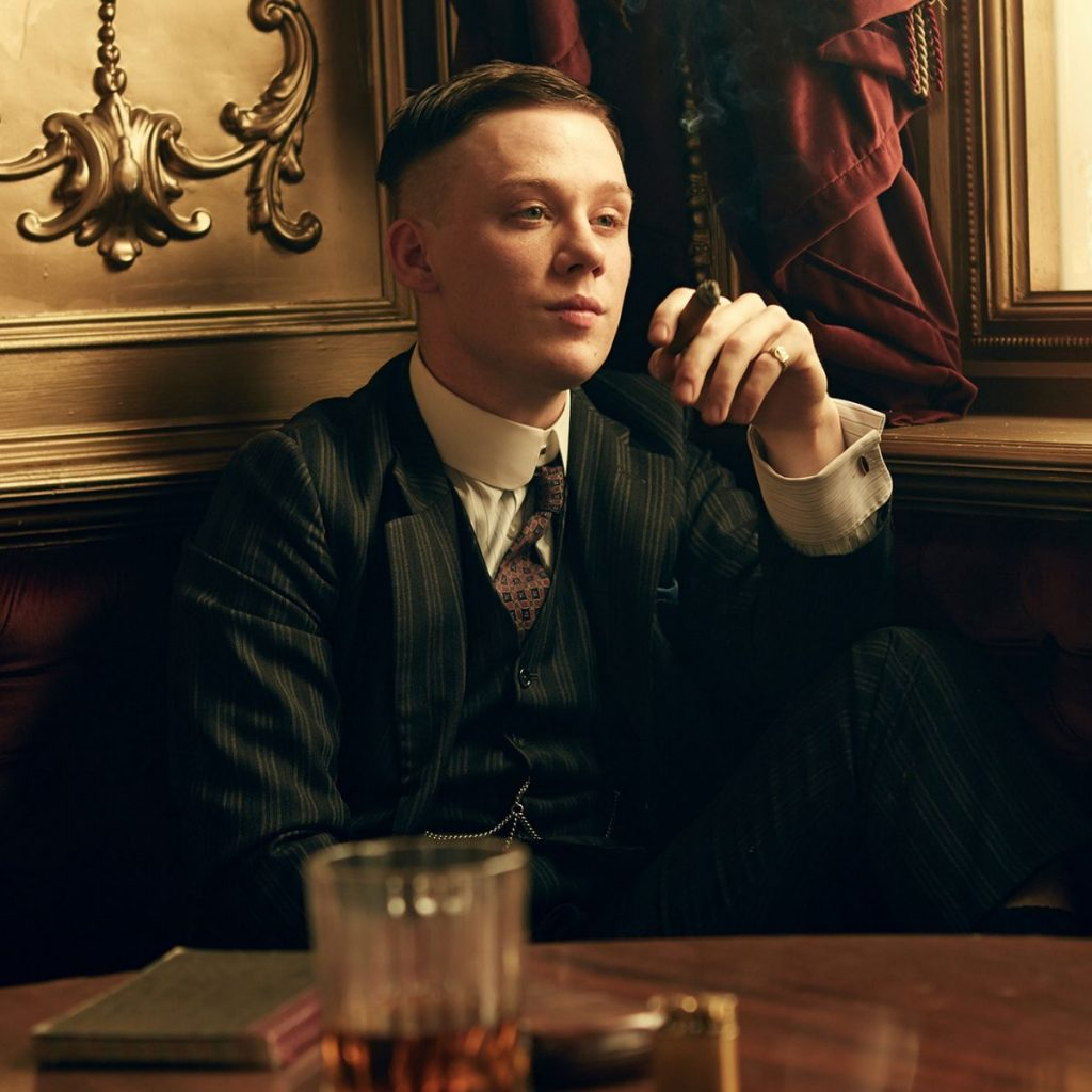 John Shelby Hairstyle from Peaky Blinders