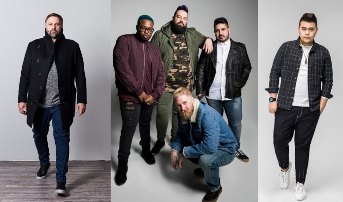 The Best Fashion Trends For Plus-Sized Men Right Now