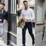 what shoes can you wear with chinos?