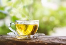 green tea cup benefits
