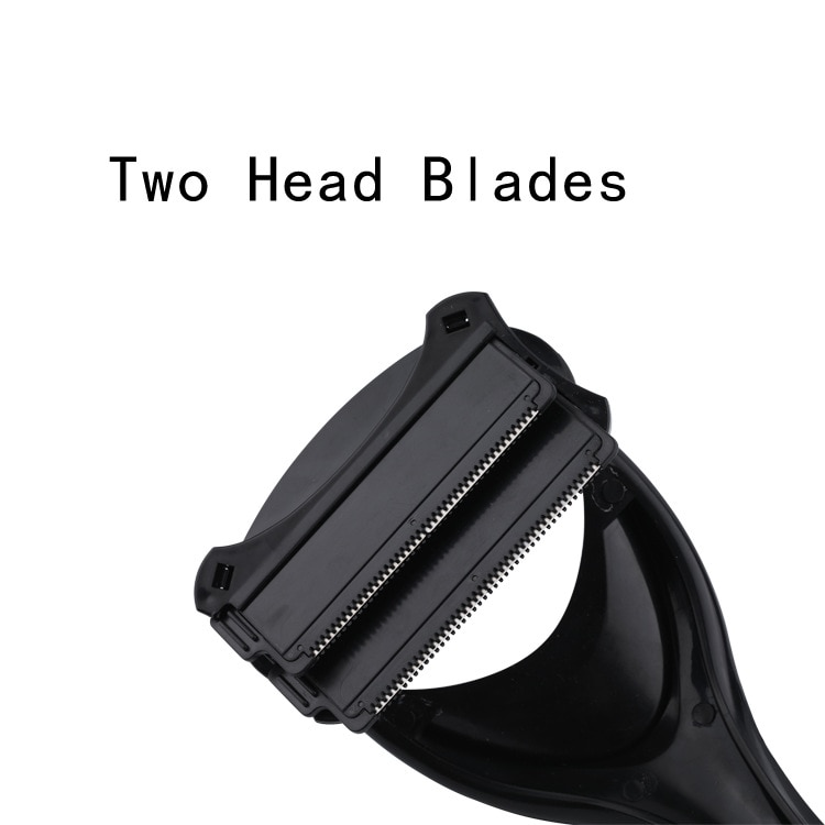 foldable back hair remover