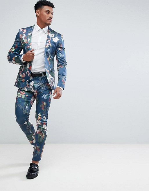 3D Print Formal Suits wedding attire men