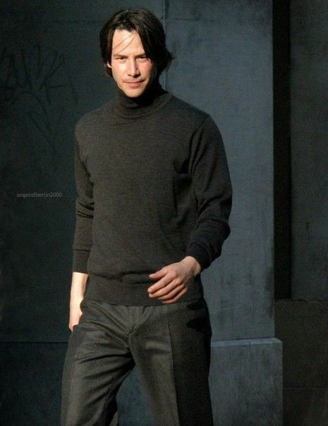 Keanu reeves outfi from something gotta give movie