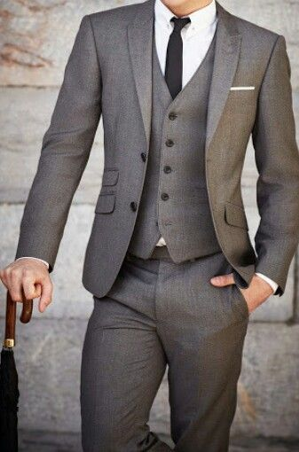Layered suit along with vest coat outfit men wedding