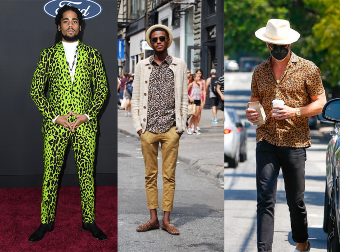 Men's Guide to Animal Print Clothing Trends