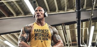 The Rock Daily Morning Routine Workout Diet plan