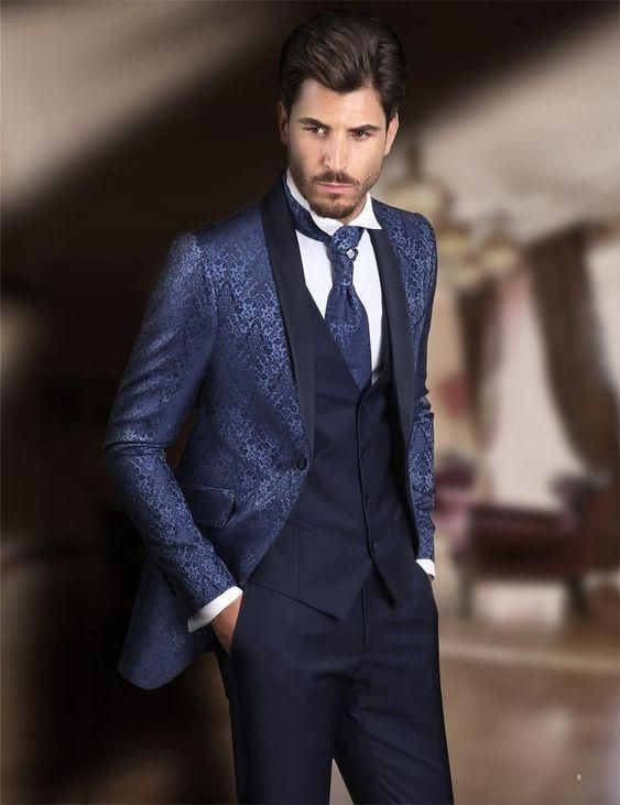 all over printed suit men party outfit idea modern