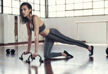 Gal Gadot Workout and Diet Routine for Wonder Woman