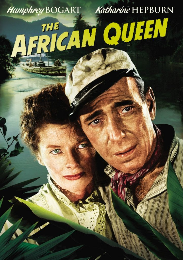 The African Queen film poster