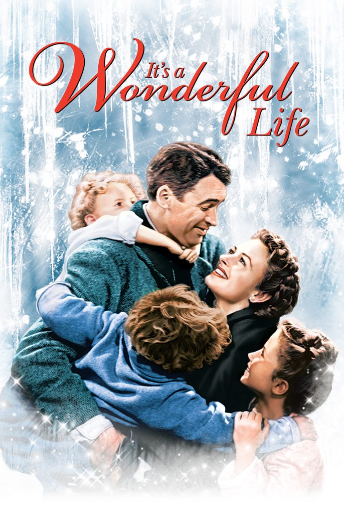 it's a wonderful life movie poster motivational uplifting film
