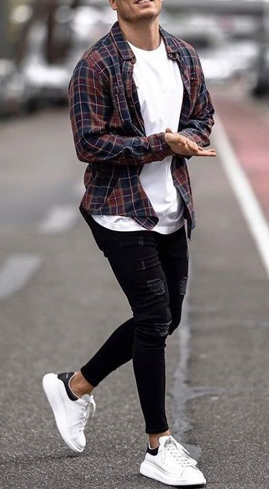 stylish outfit for teenage guys