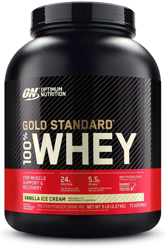 the best Whey Protein Powder of 2021