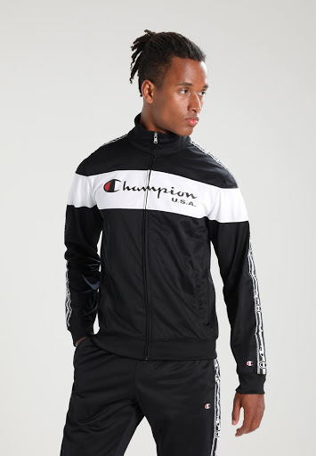 Champion men's gym clothing collection