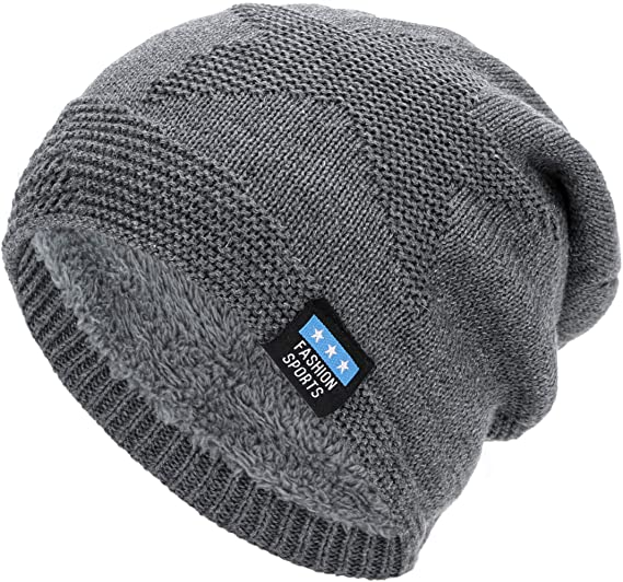 Slouchy Beanie for Winter