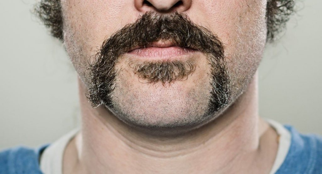 don't of growing mustache