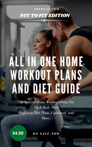 workout plans and diet guide ebook